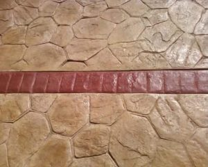 baskı beton 1