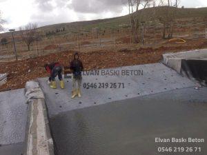 Zemin Baskı Beton - 3